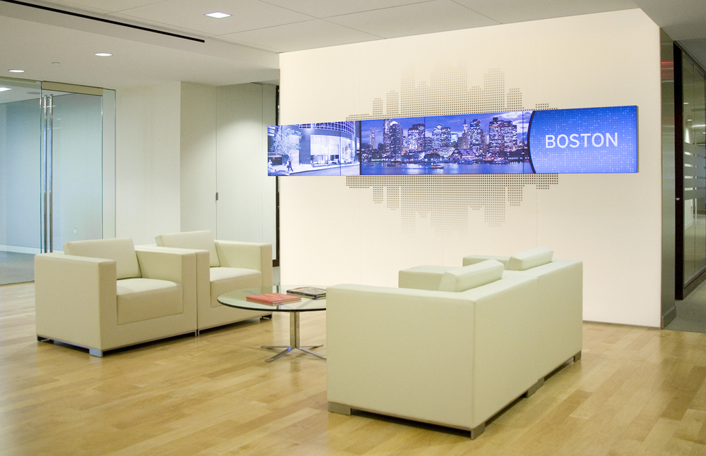 Copy of Equity Office Media Wall