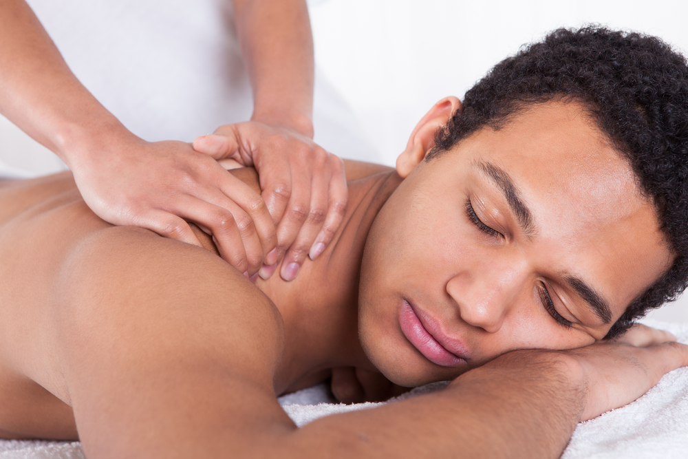 <B>MASSAGE</B> THERAPY