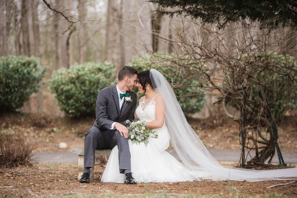 Barn at Eden Try Winery | VA Wedding Photographer