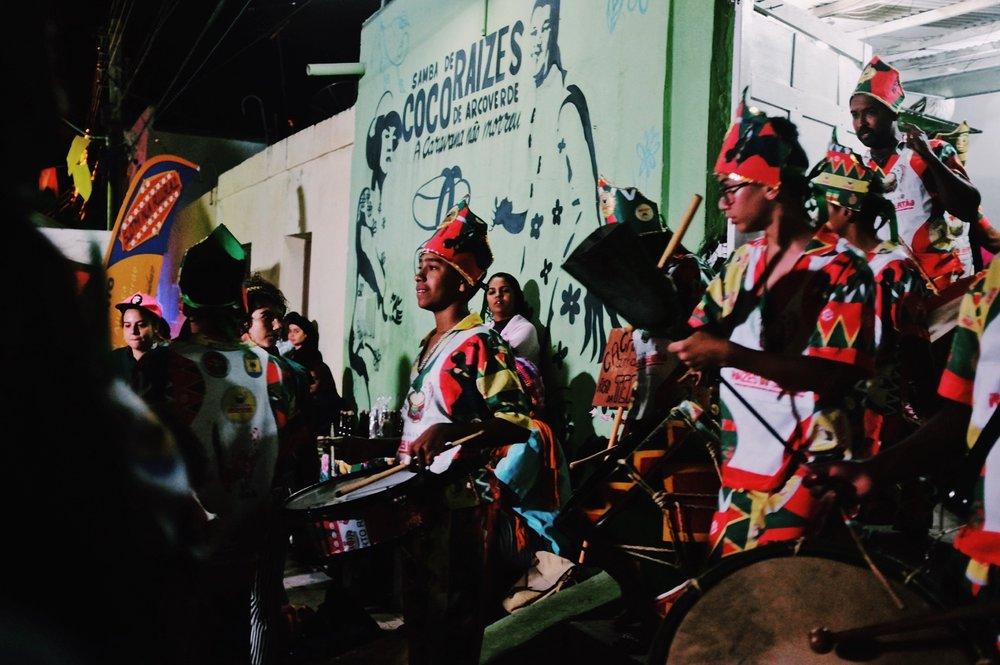 Sede do Samba de coco Raízes de Arcoverde