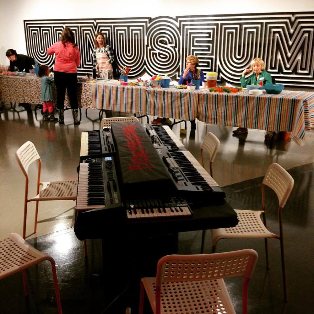 """Pianopia"" at  CAC UnMuseum  for Family Festival"