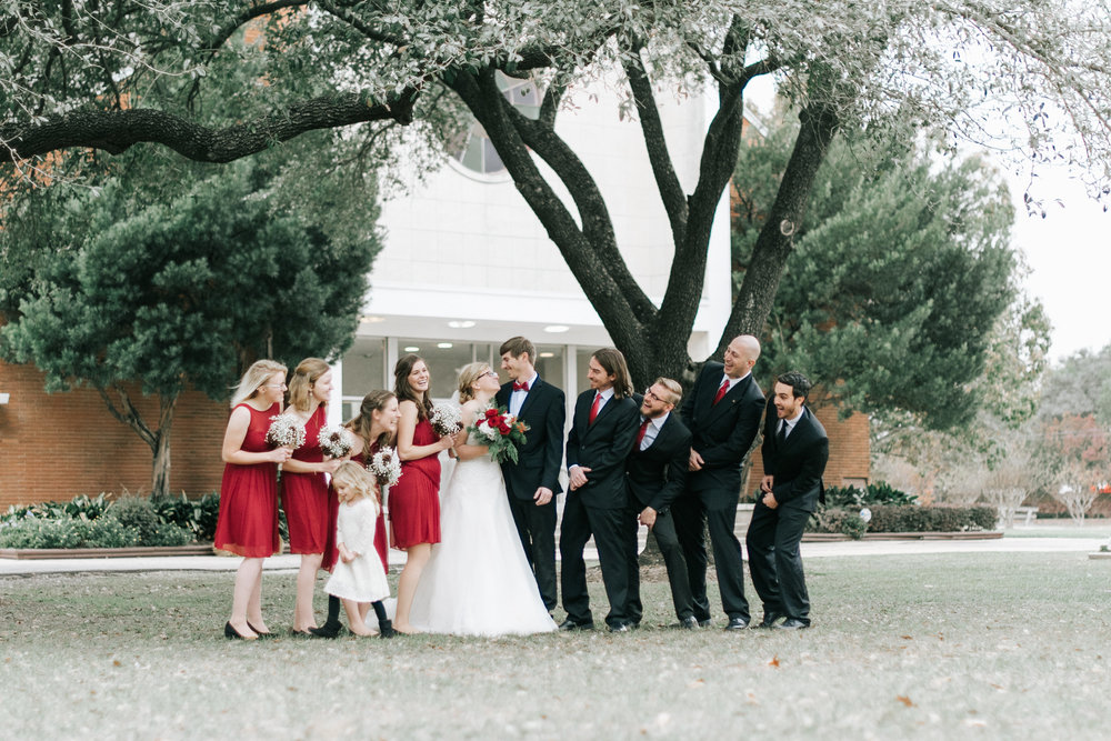 James & Sarah - White Oak Baptist Church