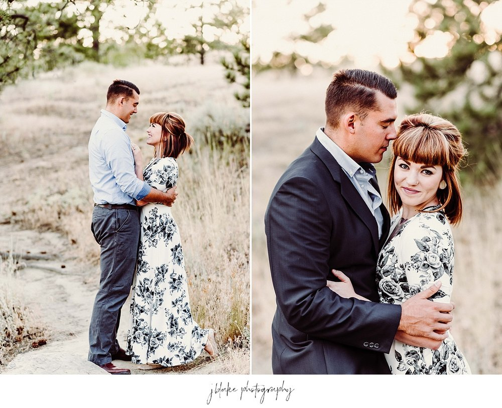 Billings Montana Engagement Photographer