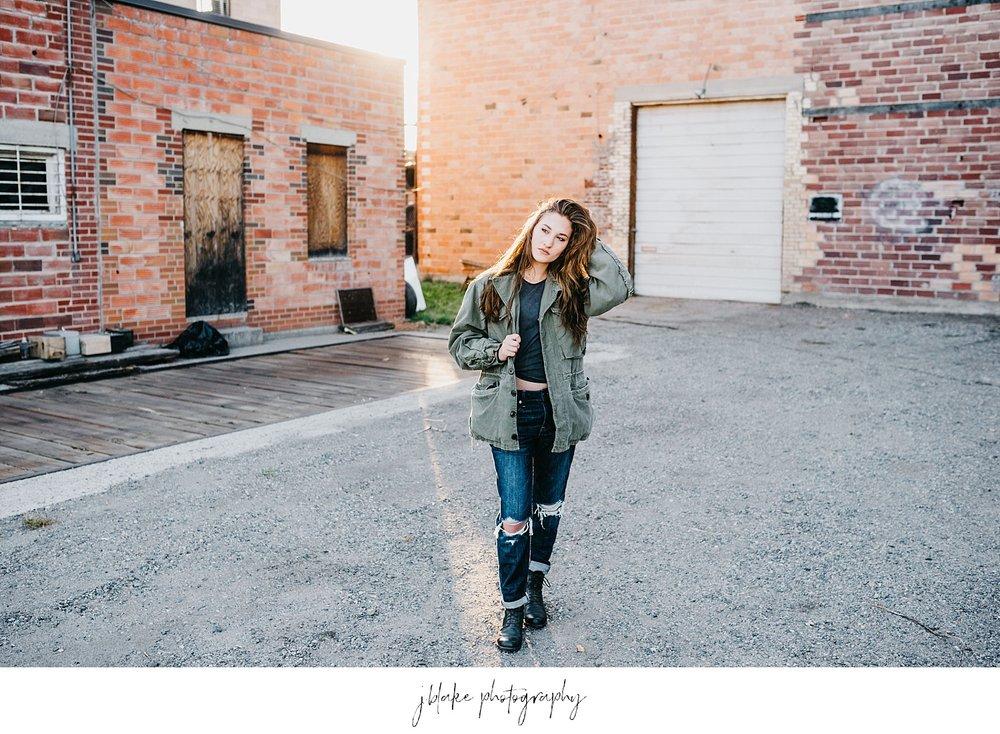 Billings Montana Senior Photographer