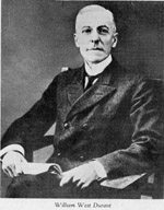 William West durant