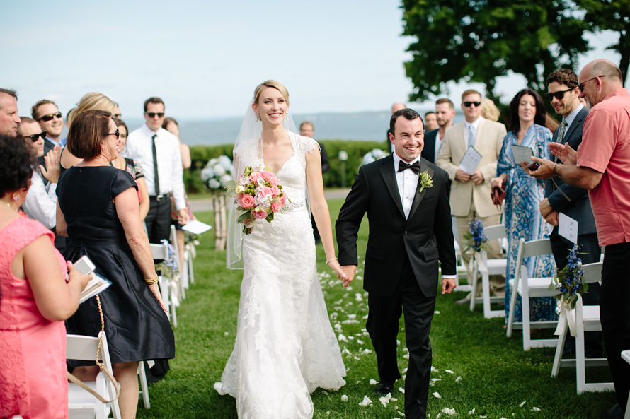 Ryan + Kim // Charlevoix Wedding