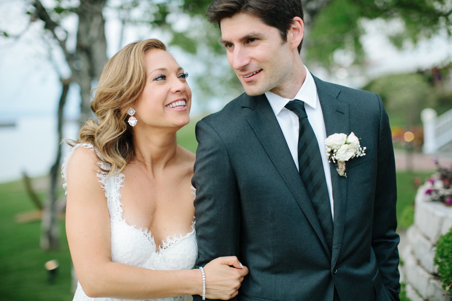 Ginger Zee + Ben Aaron // Wedding