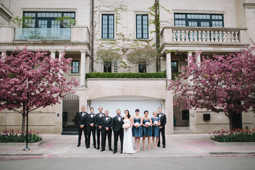 Tim + Kerstin // Chicago Wedding