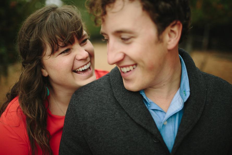 Sarah + Mike // Fall Engagement