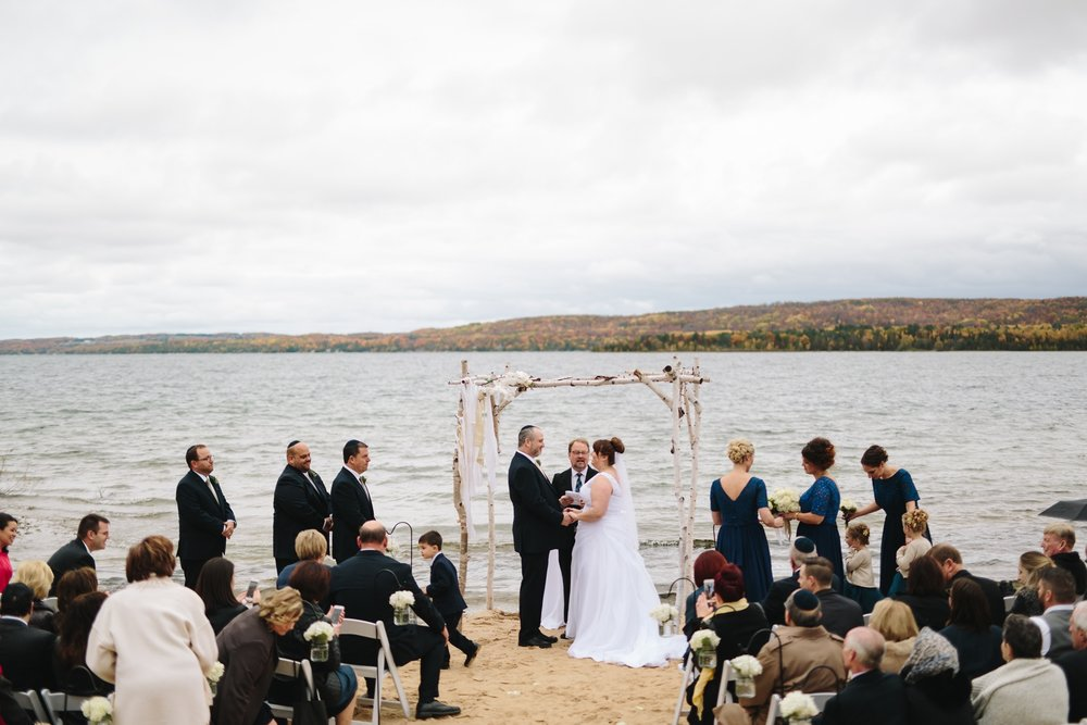 Emily + Brian's Sommerset Pointe Wedding