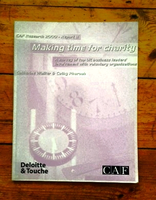 MakingTimeForCharity