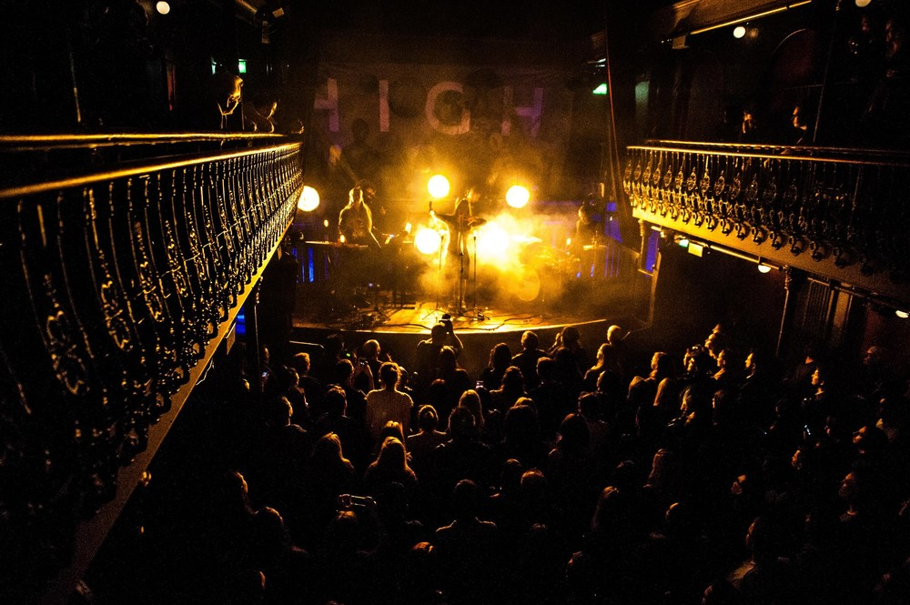 Highasakite played a sold-out show at Hoxton Hall. Photo: John Bull