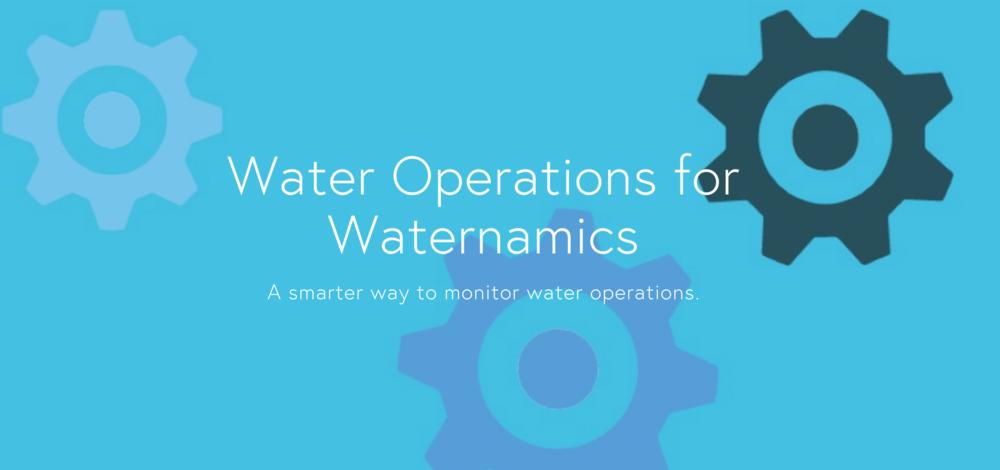 IBM | Veolia Water Operations for Waternamics