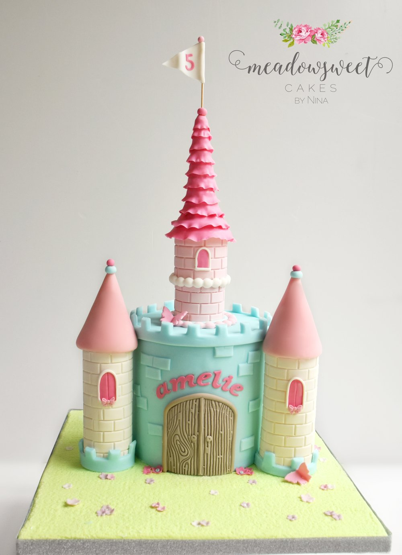 castle Meadowsweet Cakes
