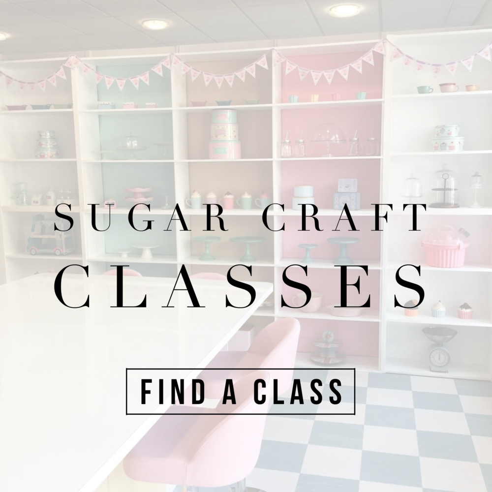 sugar craft classes