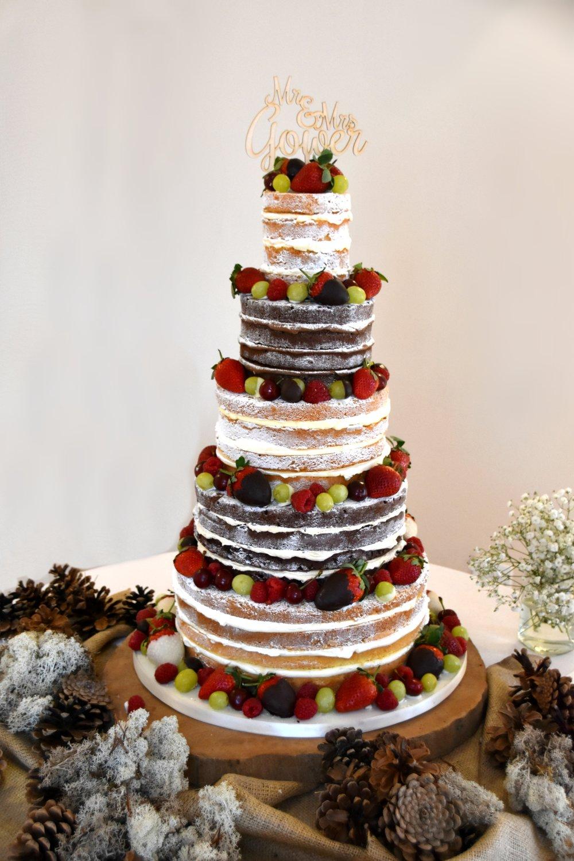 Hertfordshire luxury wedding cakes