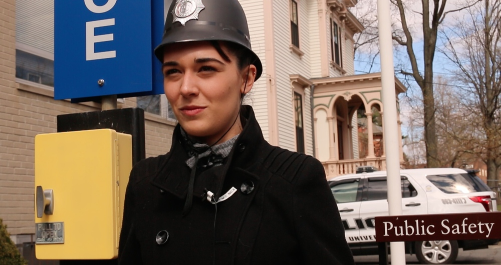 Antonia Gramscini, Police Officer