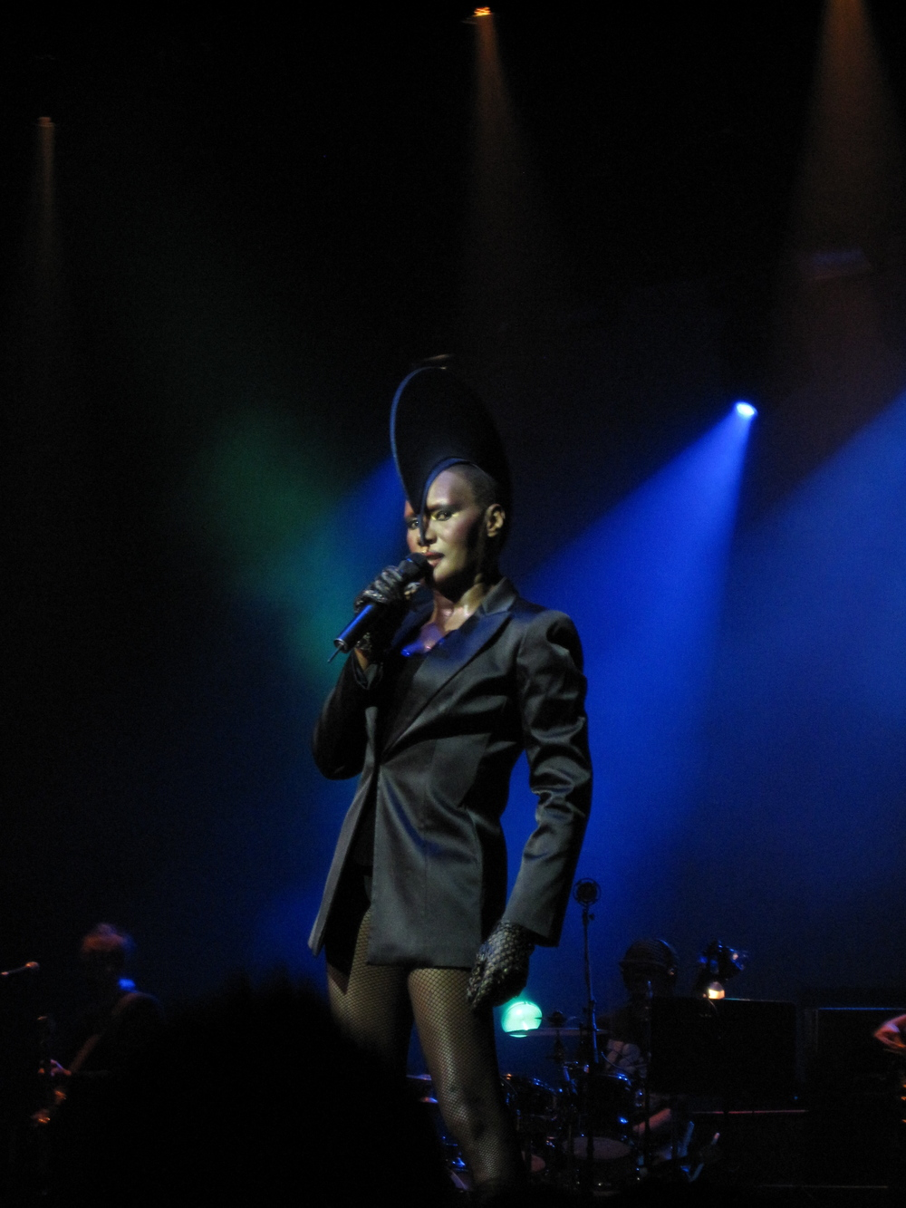 Grace Jones [Chris Andersson]
