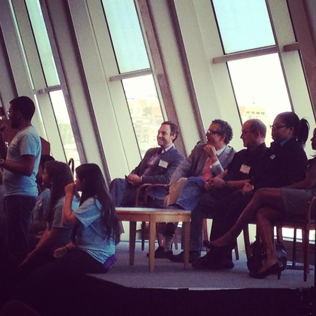 NYU Tisch Drama Open House [Patricia Decker]
