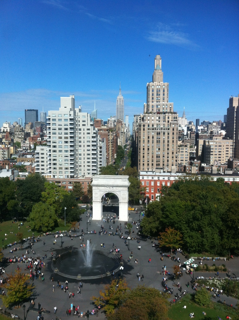 Washington Square Park [Chris Andersson]