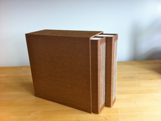 Handmade Photo Albums with Slipcase
