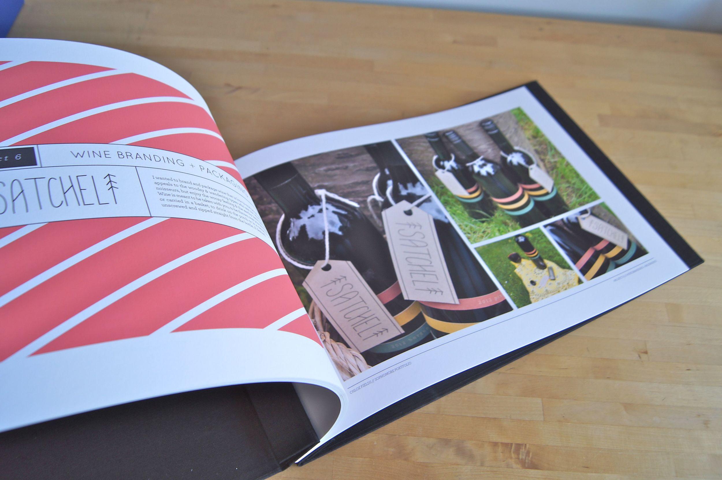 Design Portfolio Book