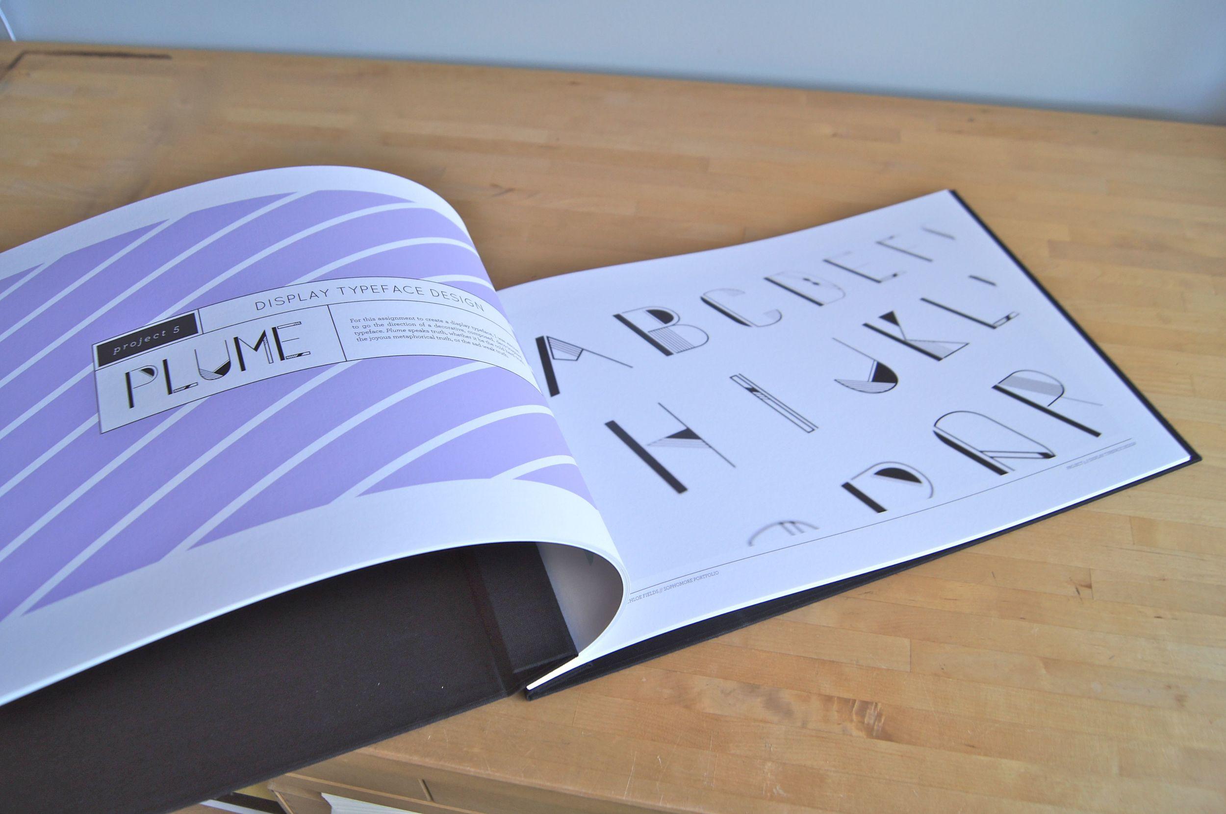 Typography Potfolio