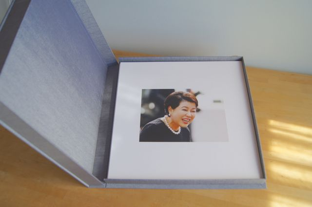 Photo Presentation Keepsake Box