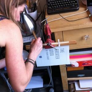 bookbinding process