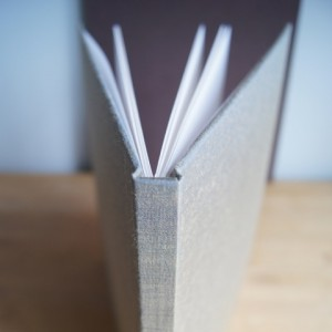 book spine detail