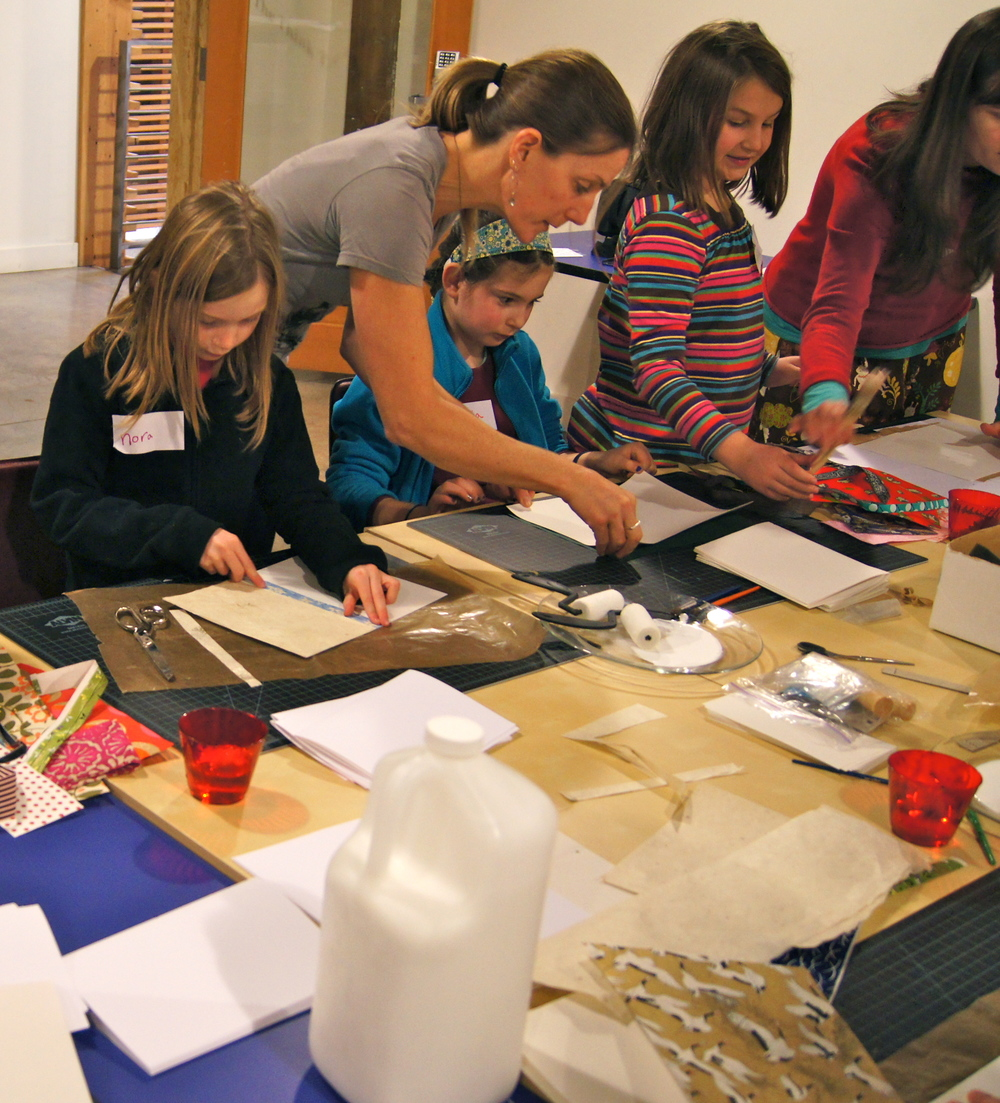 bookbinding classes