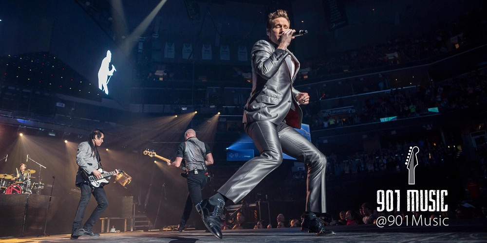 Building 429.   WinterJam Memphis 2015.   Photo:  @TimGSimpson
