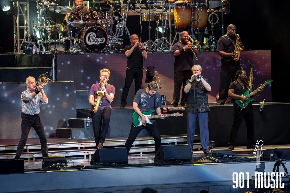 chicago earth wind fire nashville memphis tennessee 901 music nathan armstrong tim simpson jr ascend amphitheater 3