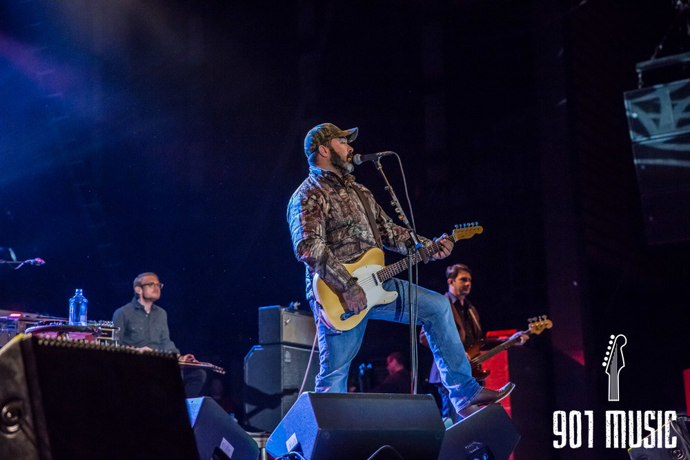 Aaron Lewis | Photo credit:  @TimGSimpson