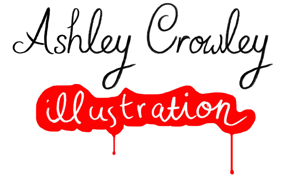 Ashley Crowley Illustration