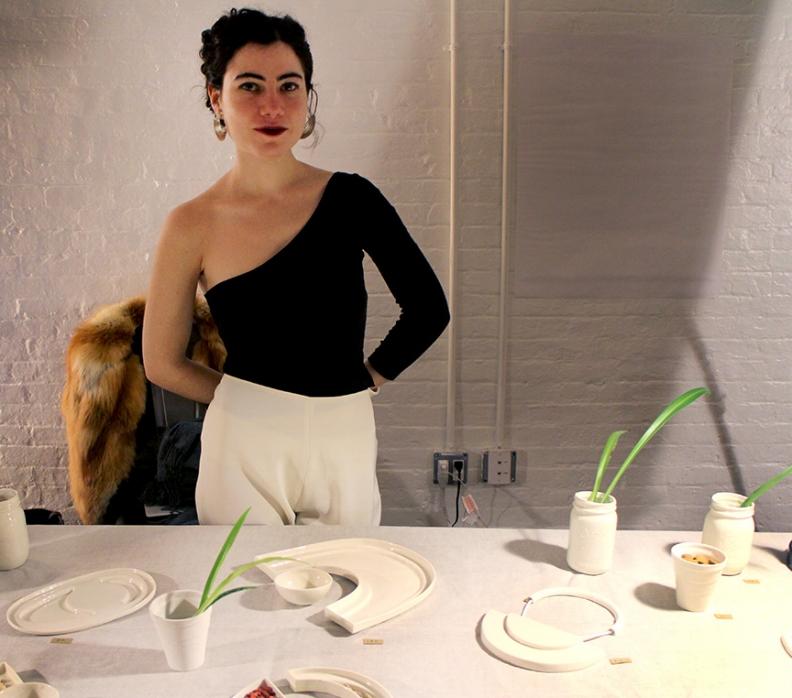 Daniela Jacobs of  Arc Objects