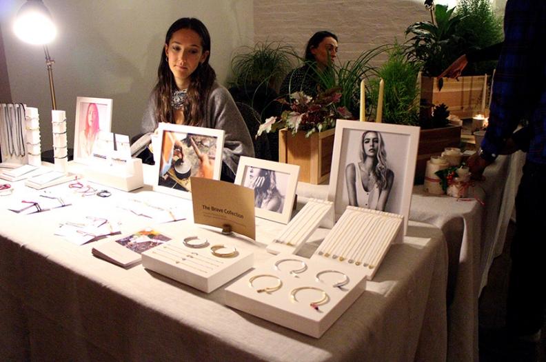 Jessica Hendricks Yee of  The Brave Collection