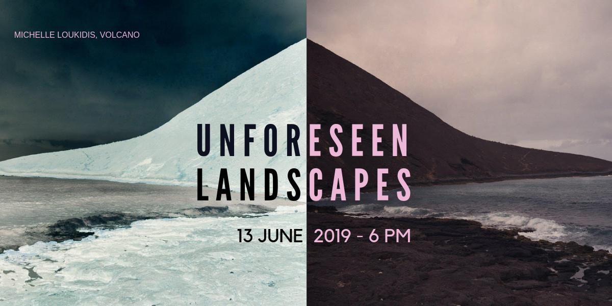 Unforseen Landscapes - PH Centre, Cape Town, South Africa — VINCENT
