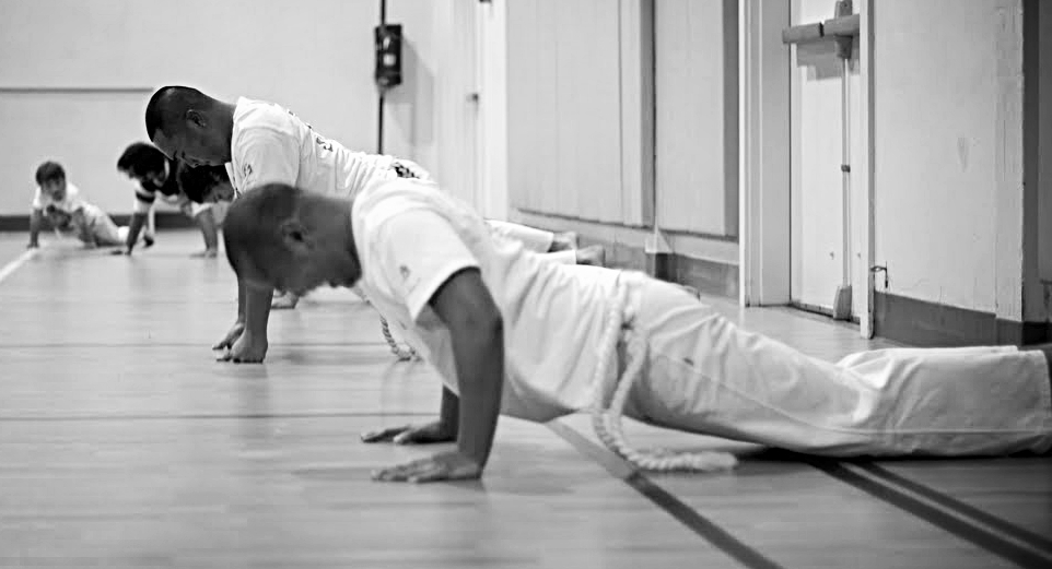 Training - Capoeira Narahari - Berkeley, CA - 2010