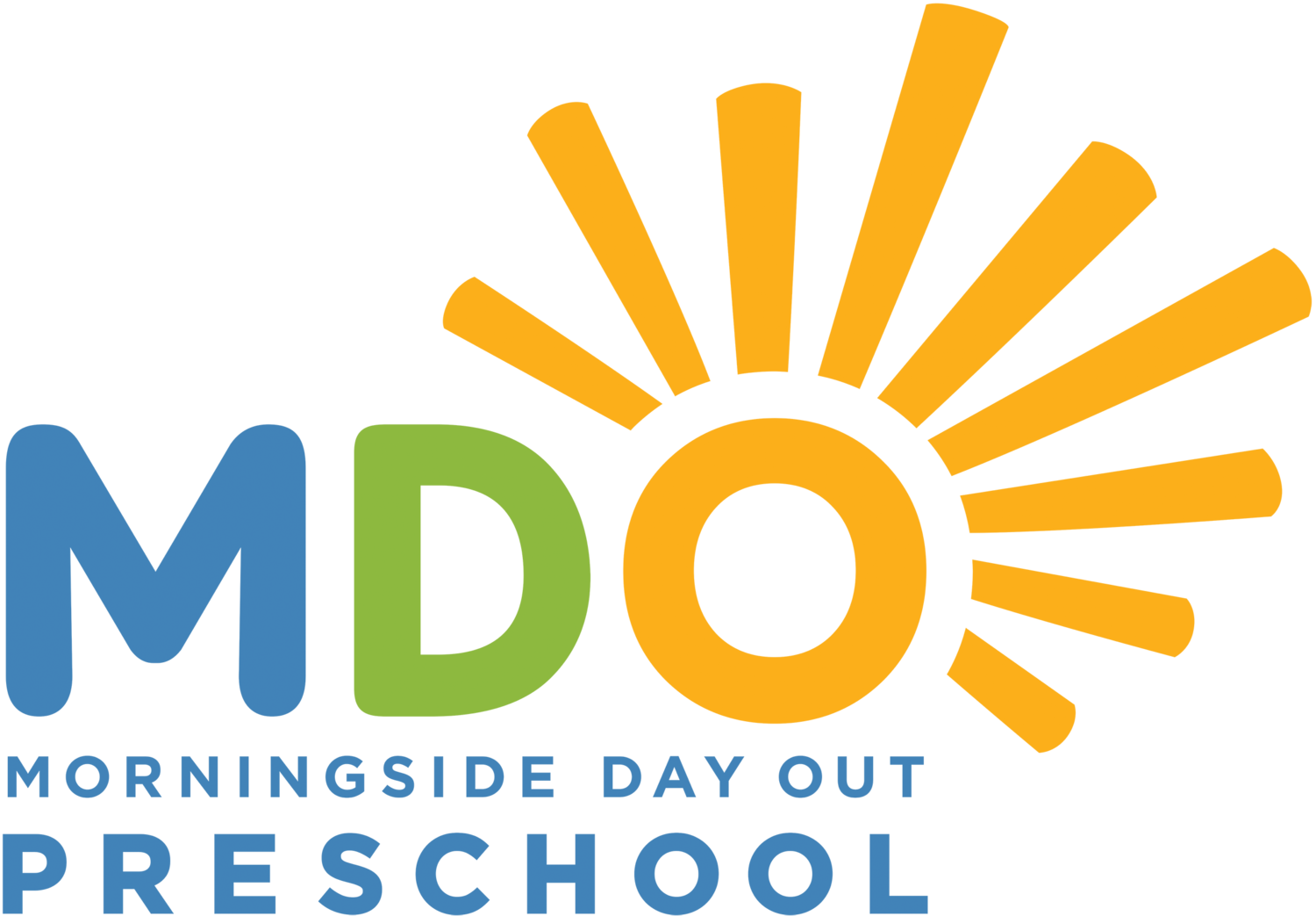 Summer Camp at MDO — Morningside Day Out, Inc