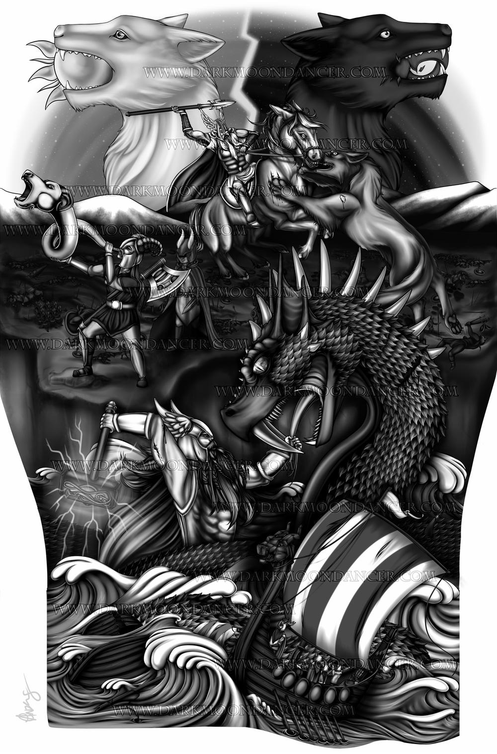 Ragnarok, the Masterpiece