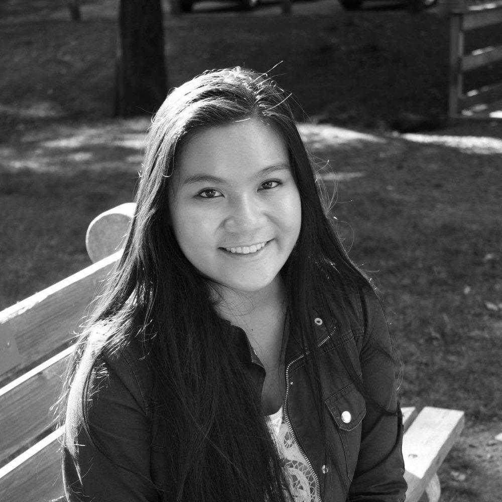 Christine Cho  -  Head Student Organizer