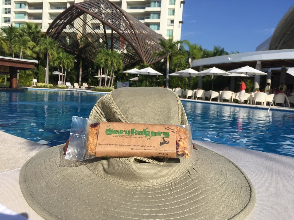 This Garuka bar went to Mexico! Photo Taken by Dr Jay from  Cazes Family Dentistry  - Hackettstown, nJ