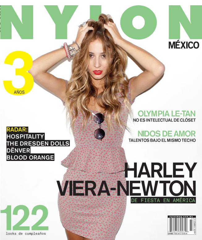 NYLON MEXICO