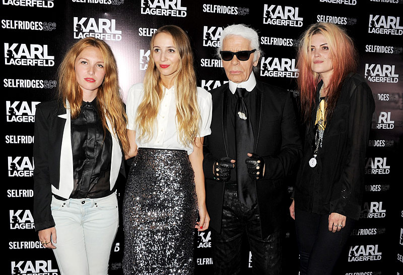 KARL X SELFRIDGES