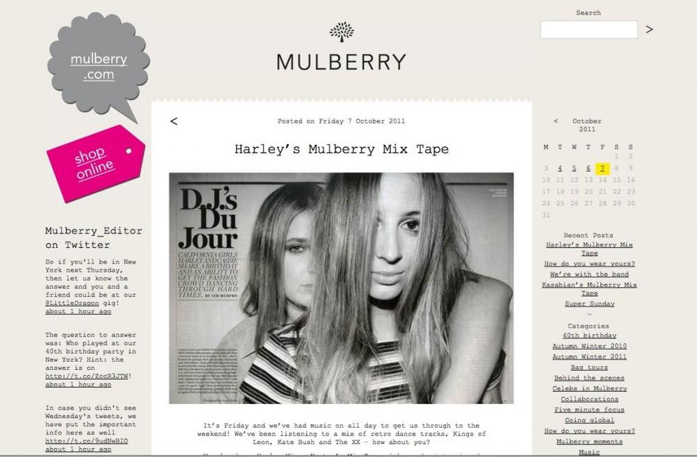 MULBERRY.COM