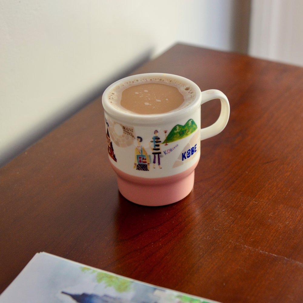 Whole30 compliant coffee - DanaChirps