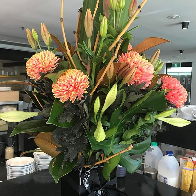 Beautiful flower arrangement at Hawthorn Common by Panache Flowers on Glenferrie Rd.#hawthorncommon #flowers#lovely#gorgeous#pretty#melbournefoodie