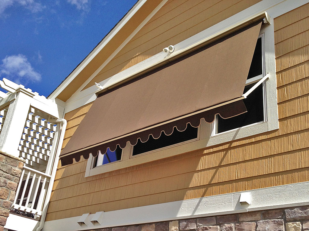 Shoreline Awning Patio Inc Retractable Window Awnings