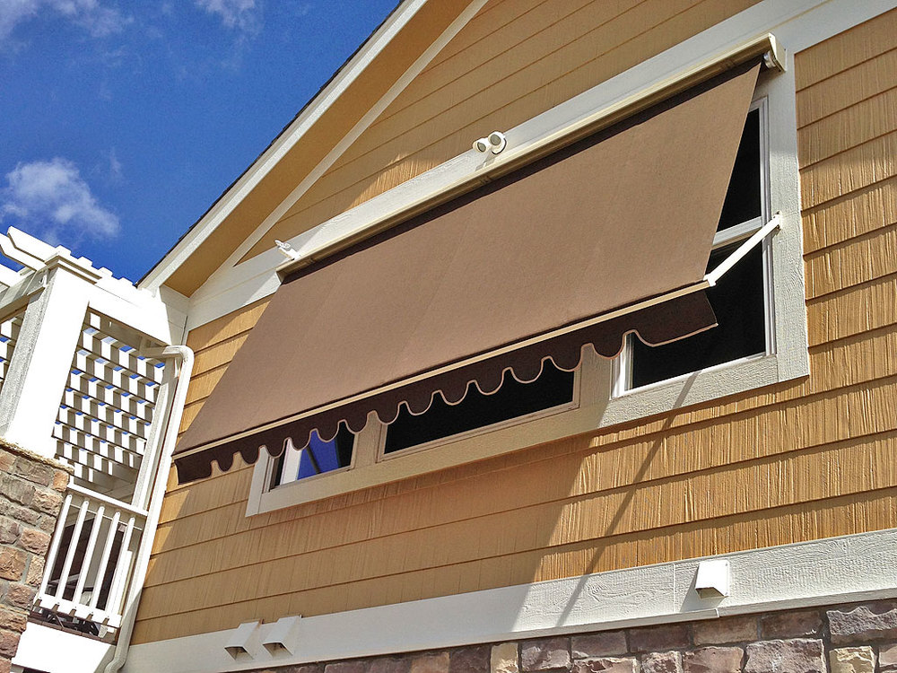 select a style below for more information retractable window awnings